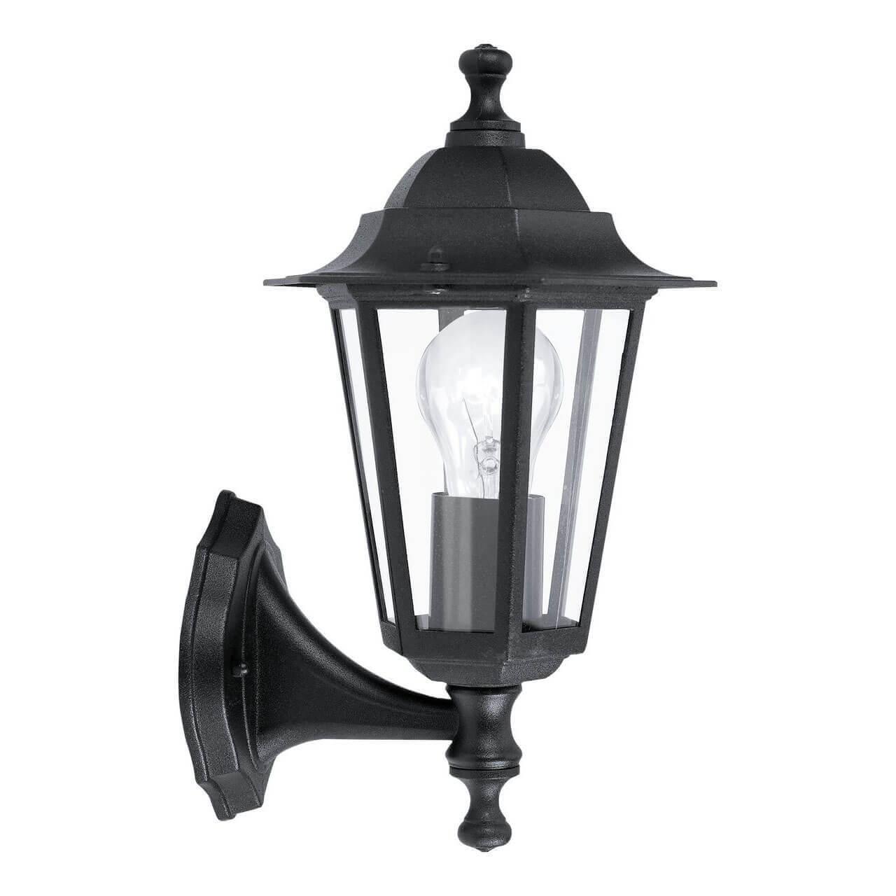Уличный светильник Eglo 22468, E27 eglo уличный настенный светильник eglo laterna 7 3376