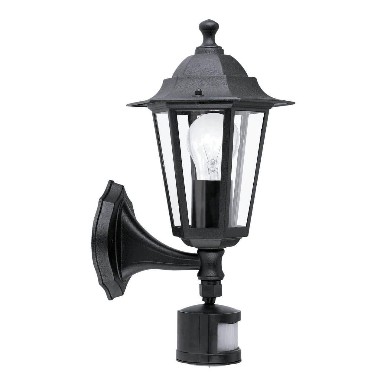 Уличный светильник Eglo 22469, E27 eglo уличный настенный светильник eglo laterna 7 3376