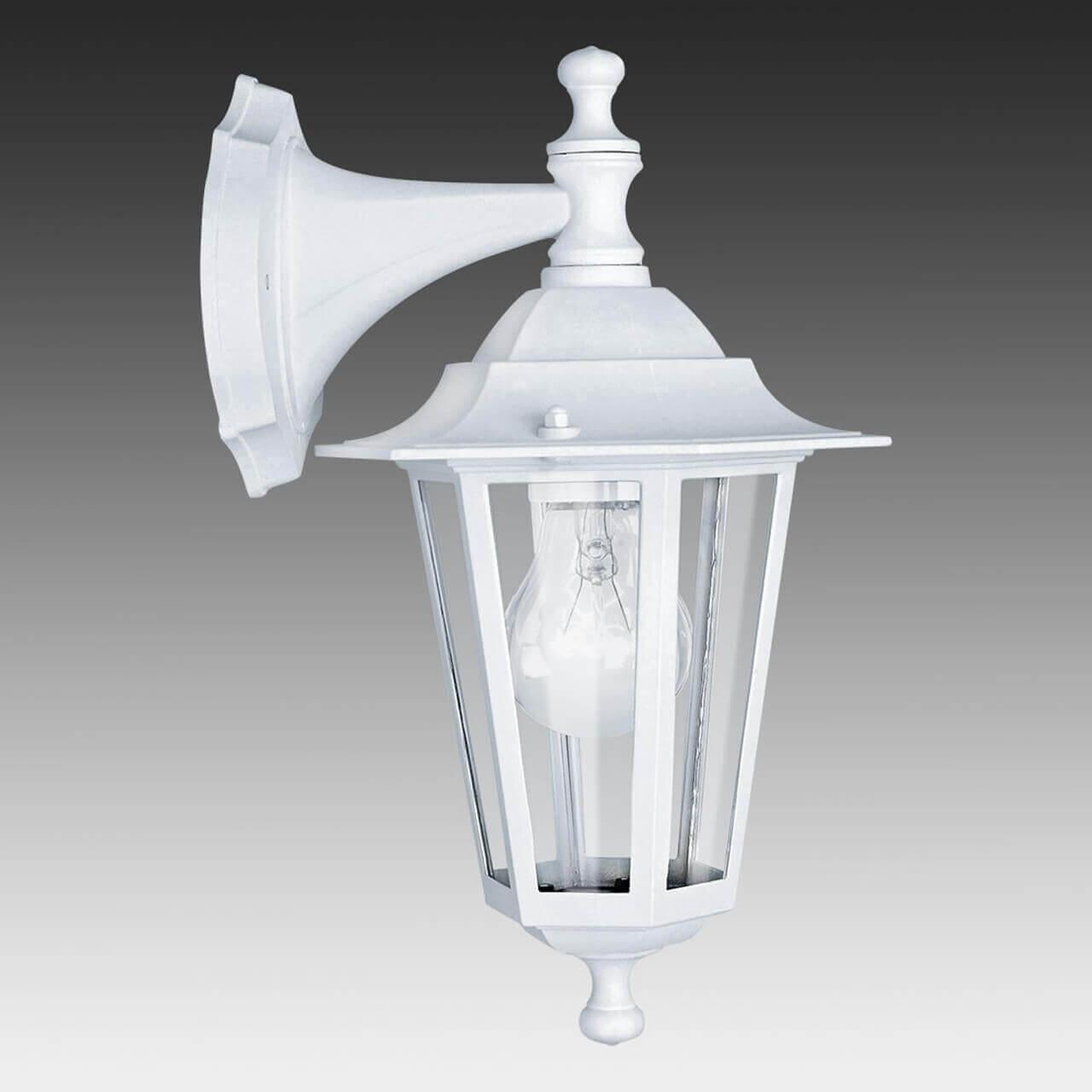 Уличный светильник Eglo 22462, E27 eglo уличный настенный светильник eglo laterna 7 3376