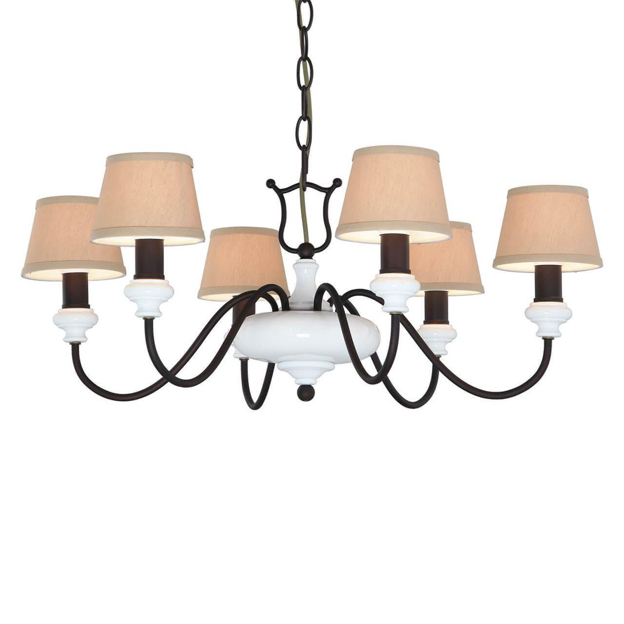 Подвесной светильник Favourite 1410-6P, E14, 40 Вт favourite подвесной светильник favourite accogliente 1410 1p