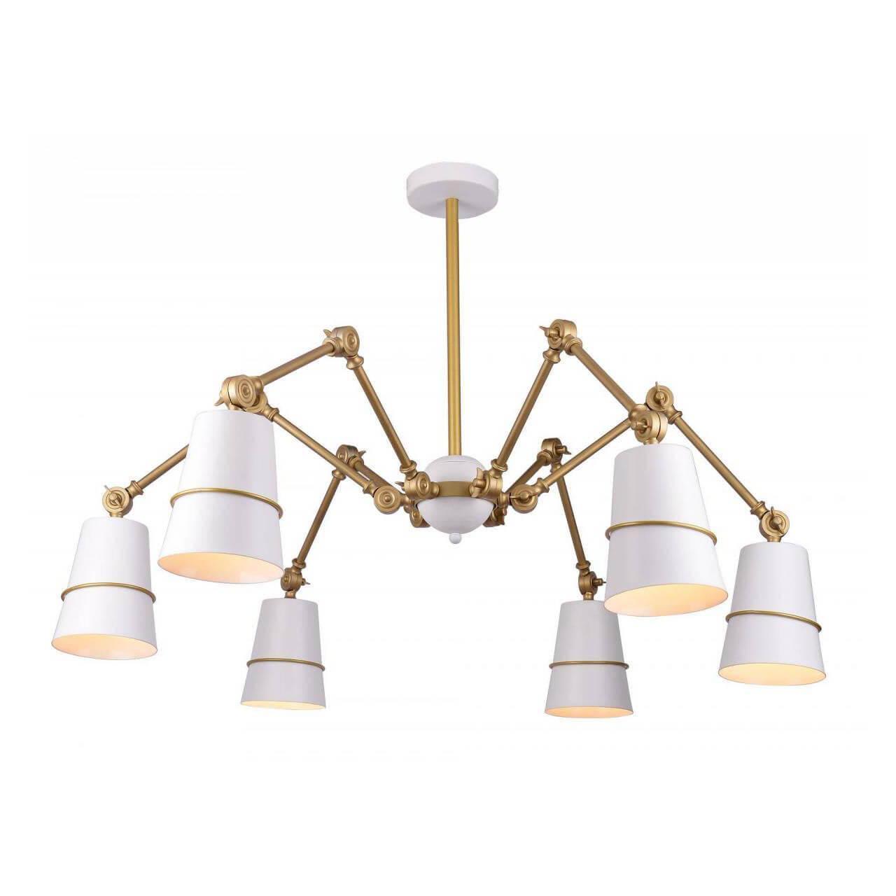 Потолочный светильник Divinare 8035/03 LM-6, E27, 40 Вт люстра divinare reattiva 8035 03 lm 6 подвесная