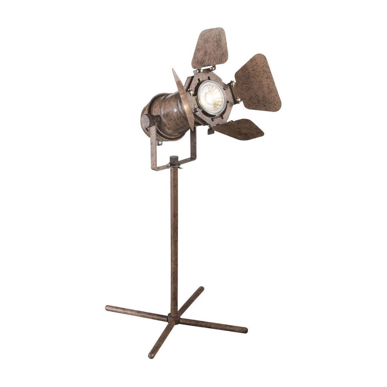 Настольный светильник Globo 54650-1T, GU10, 50 Вт globo настольная лампа globo bird 56671 1t