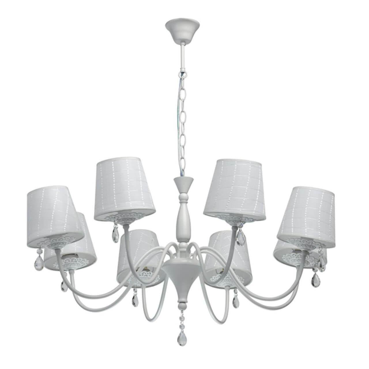 Подвесной светильник De Markt 448012708, E14, 60 Вт подвесная люстра de markt изабелла 35 351018510