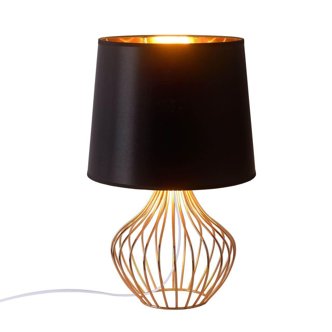 Настольный светильник Omnilux OML-83524-01, E27, 60 Вт