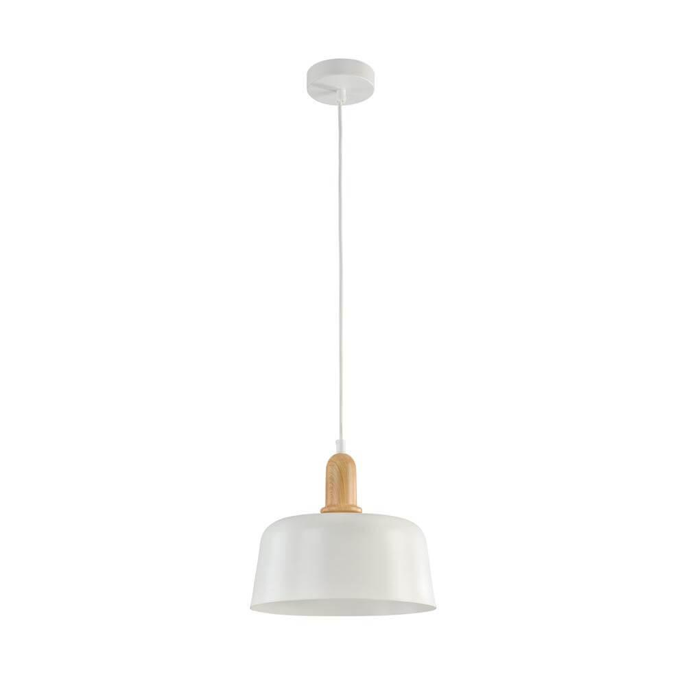 Подвесной светильник Maytoni T454-PL-01-W, E27, 40 Вт
