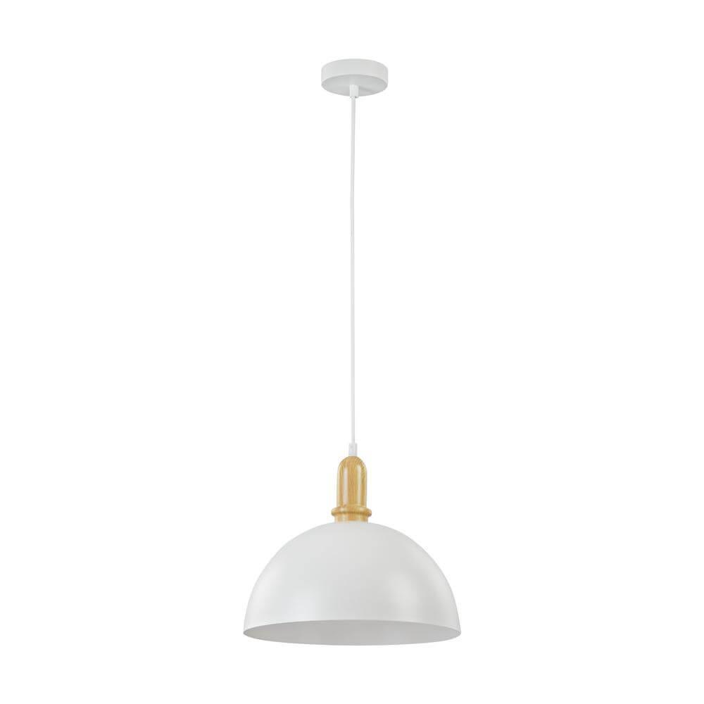 Подвесной светильник Maytoni T453-PL-01-W, E27, 40 Вт