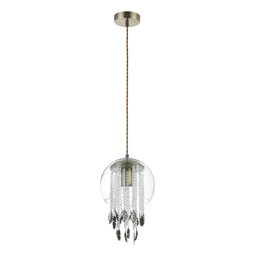 Подвесной светильник Maytoni MOD197-PL-01-G, E27, 60 Вт