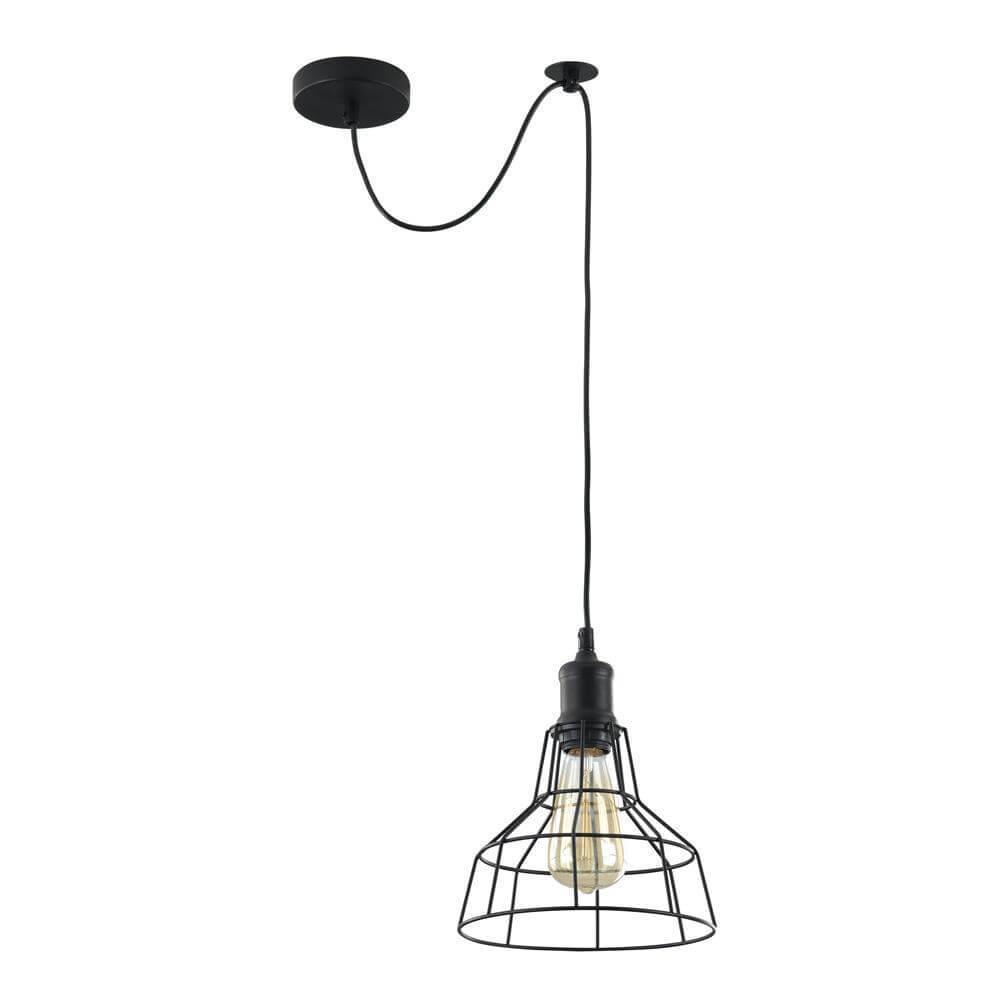 Подвесной светильник Maytoni T448-PL-01-B, E27, 40 Вт