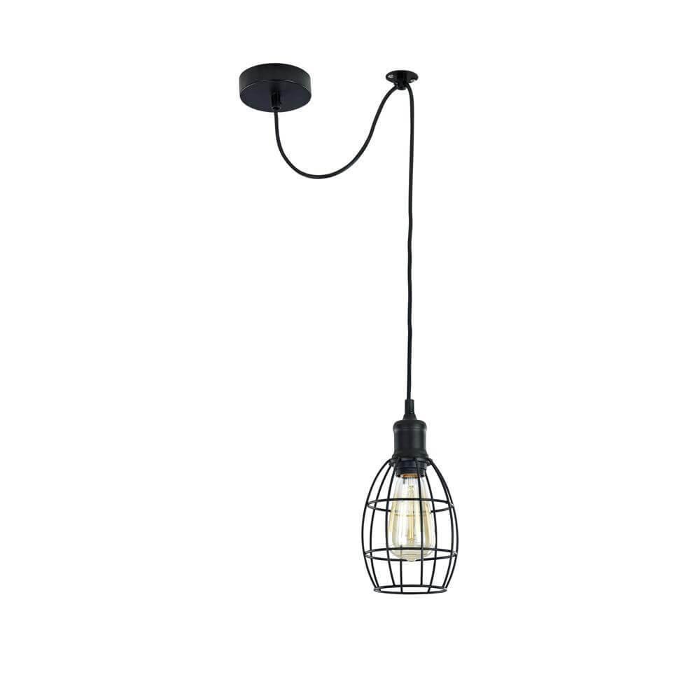 Подвесной светильник Maytoni T447-PL-01-B, E27, 40 Вт