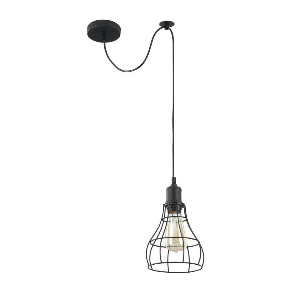 Подвесной светильник Maytoni T450-PL-01-B, E27, 40 Вт