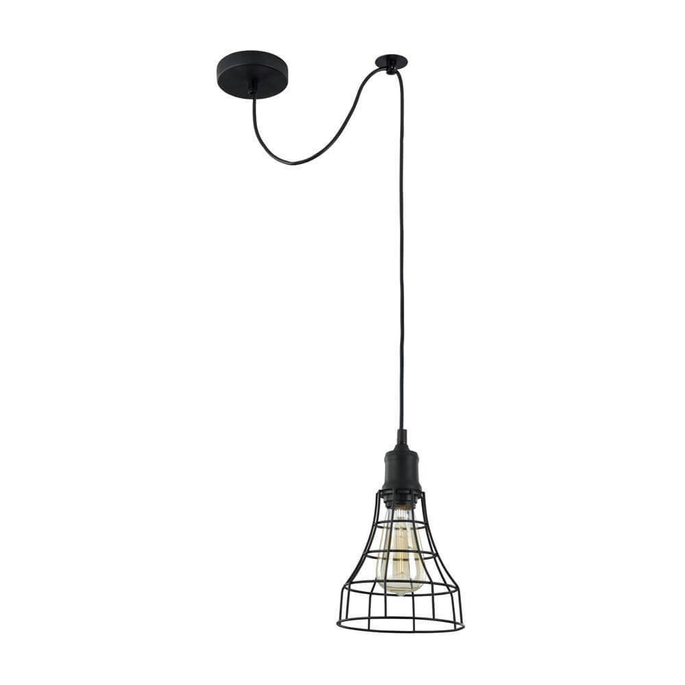 Подвесной светильник Maytoni T449-PL-01-B, E27, 40 Вт
