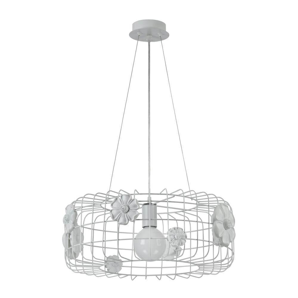 Подвесной светильник Maytoni MOD346-PL-01C-W, E27, 60 Вт