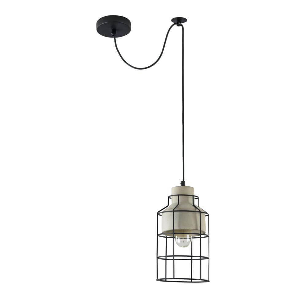Подвесной светильник Maytoni T441-PL-01-GR, E27, 40 Вт