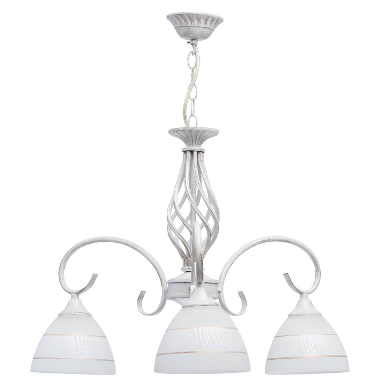 Подвесной светильник De Markt 450018103, E27, 40 Вт demarkt подвесная люстра de markt city ариадна 450017905