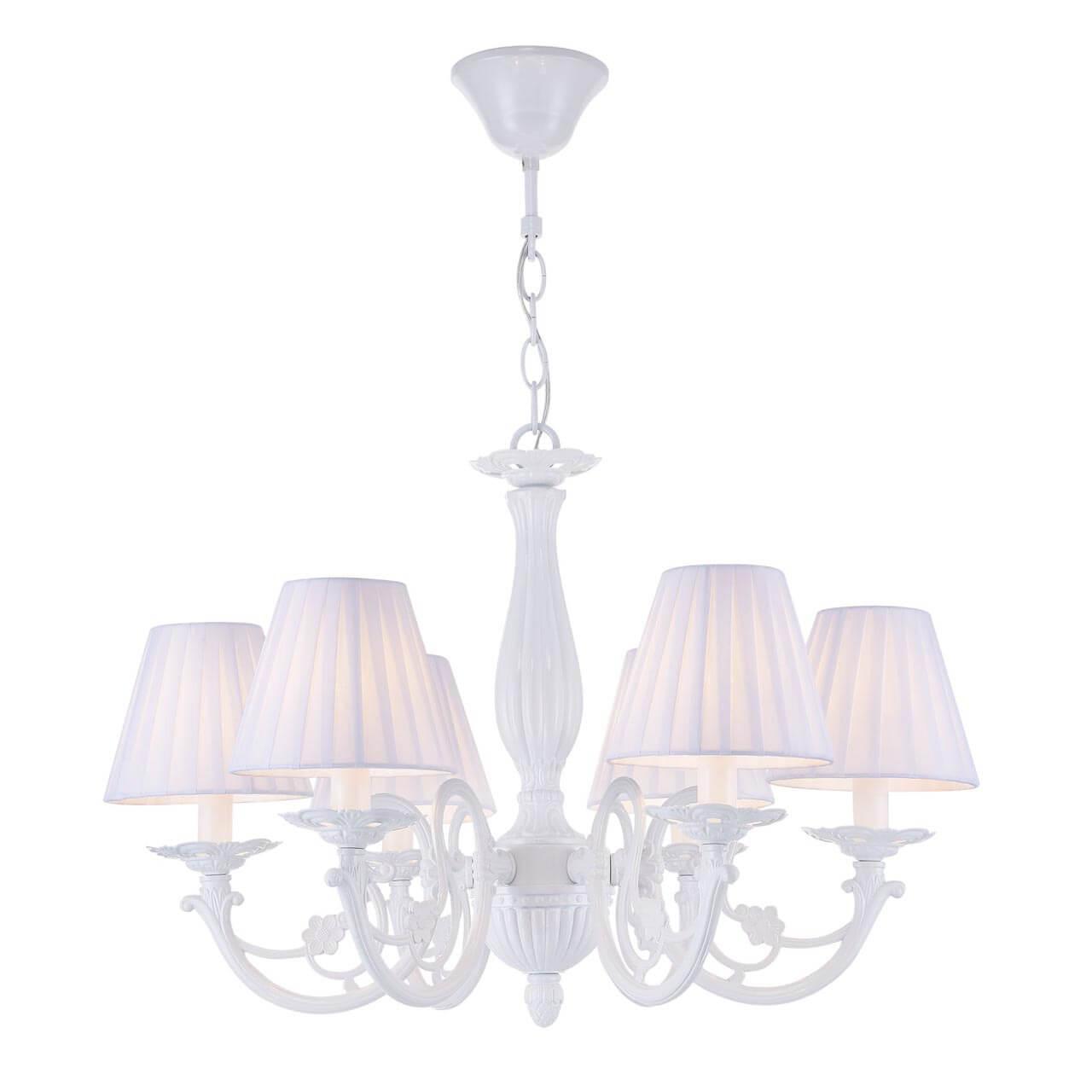 Подвесной светильник Freya FR2686PL-06W, E14, 40 Вт подвесная люстра jasmine fr2686pl 06w