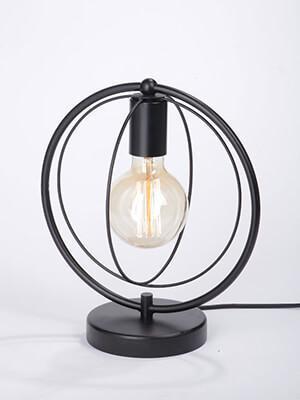 Настольный светильник Vitaluce V4328-1/1L, E27, 60 Вт светильник настольный vitaluce 1 х е27 60 вт v4290 8 1l коричневый
