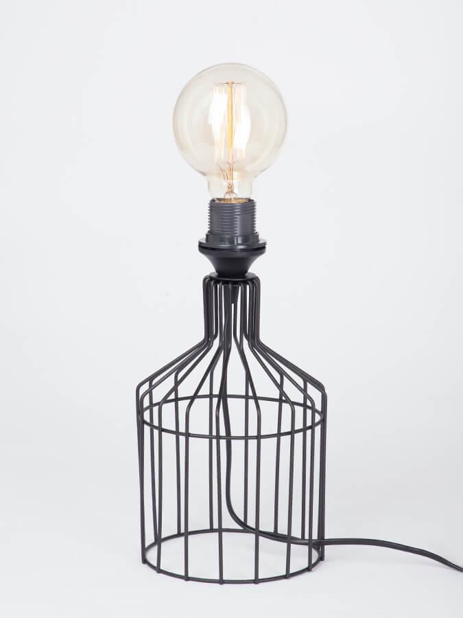 Настольный светильник Vitaluce V4352-1/1L, E27, 60 Вт светильник настольный vitaluce 1 х е27 60 вт v4290 8 1l коричневый