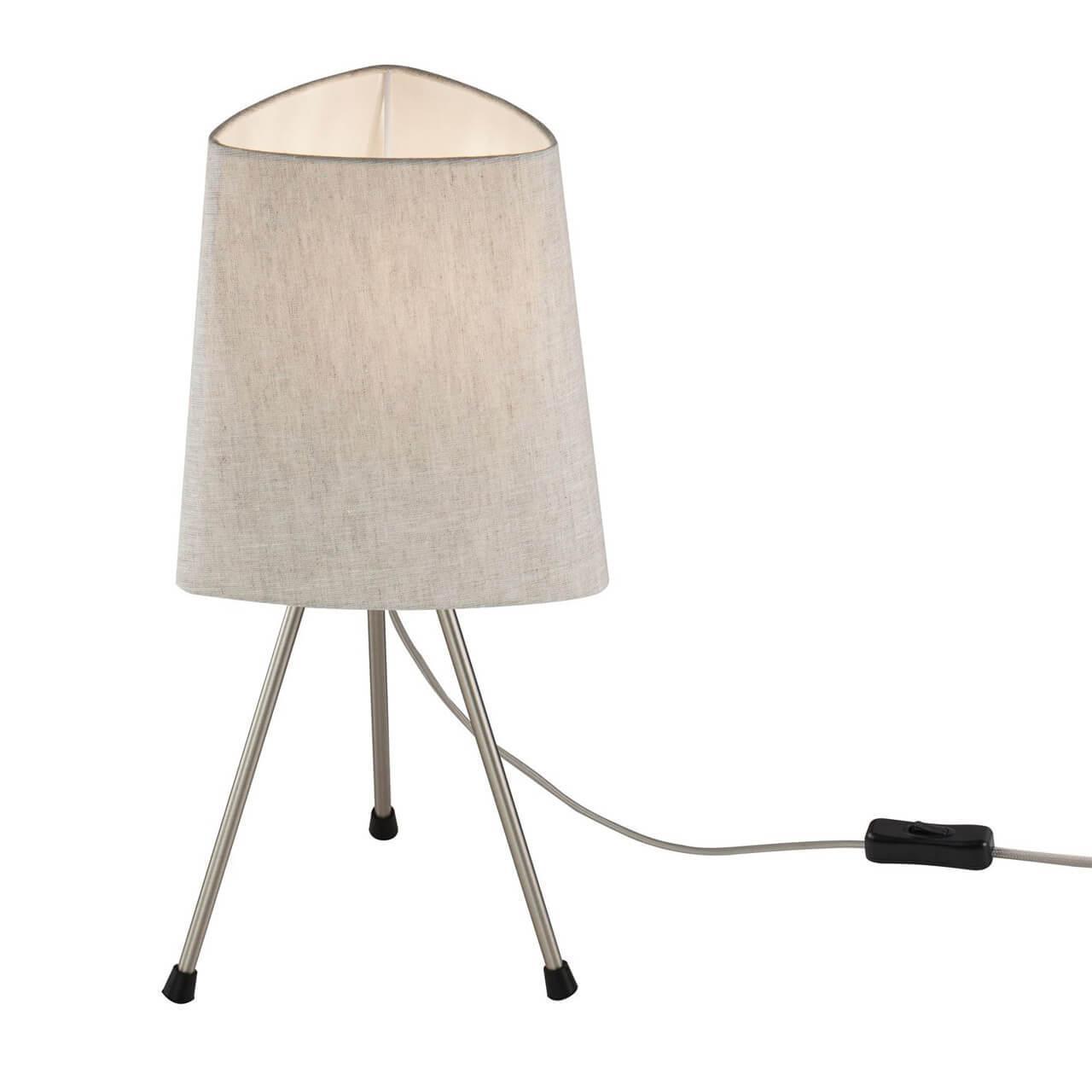 Настольный светильник Maytoni MOD008TL-01N, E27, 40 Вт торшер maytoni comfort mod008fl 01n