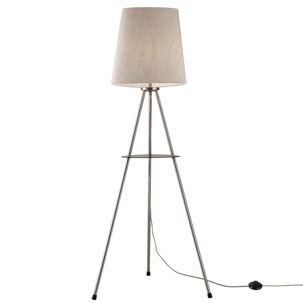 Напольный светильник Maytoni MOD008FL-01N, E27, 40 Вт торшер maytoni comfort mod008fl 01n