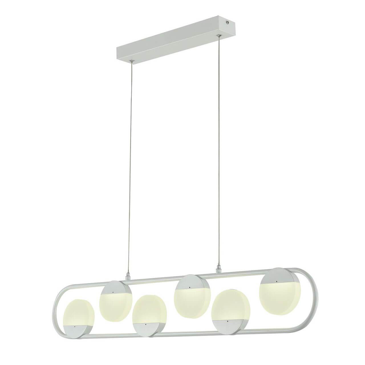 Подвесной светильник Favourite 2264-6P, LED, 4 Вт подвесная светодиодная люстра favourite organ 2104 16p
