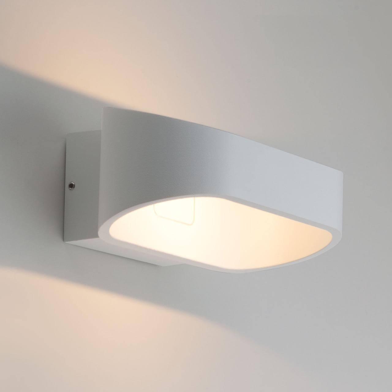 Уличный светильник Elektrostandard 4690389117169, LED уличный настенный светодиодный светильник elektrostandard 4690389086137