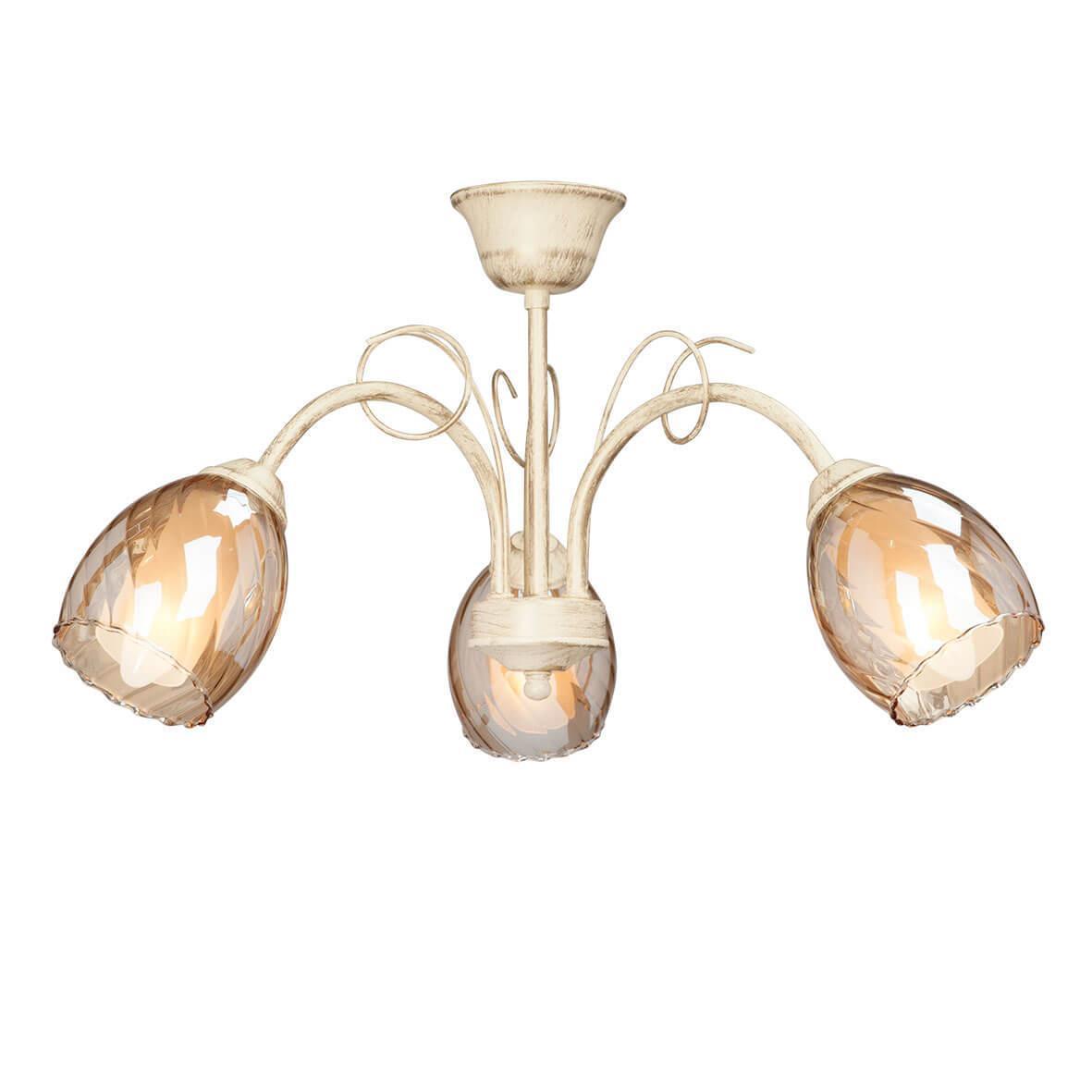Потолочный светильник Vitaluce V3583/3PL, E14, 60 Вт недорго, оригинальная цена