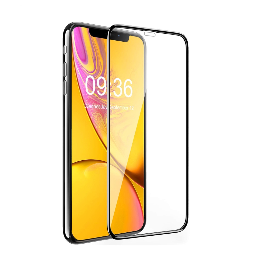 Защитное стекло wowmarket77 9D Glass iphone Xs Max