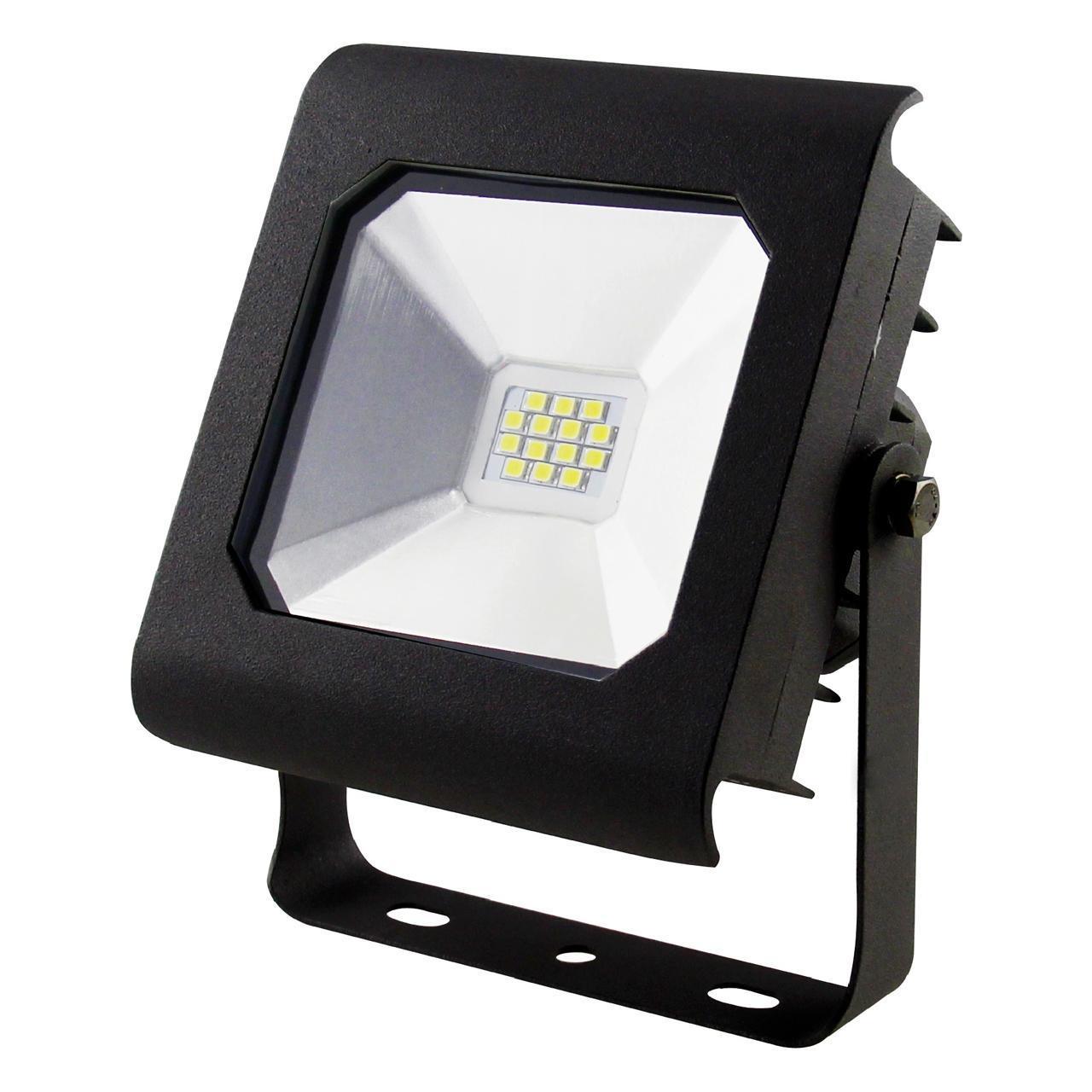 Прожектор Эра LPR-10-4000K-M SMD PRO, 10 Вт прожектор эра 30 вт