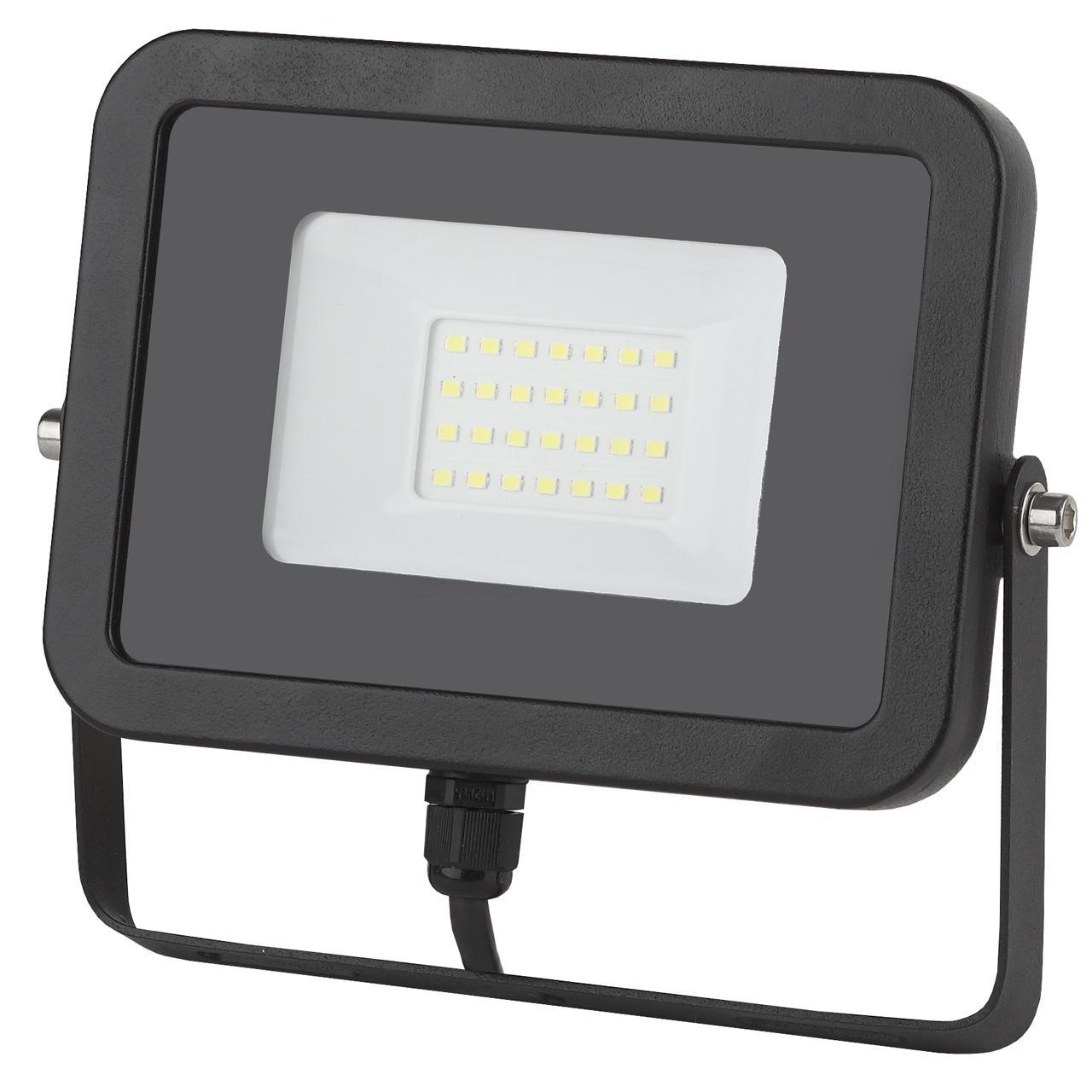 Прожектор Эра LPR-30-4000K SMD Eco Slim, 30 Вт прожектор эра 30 вт