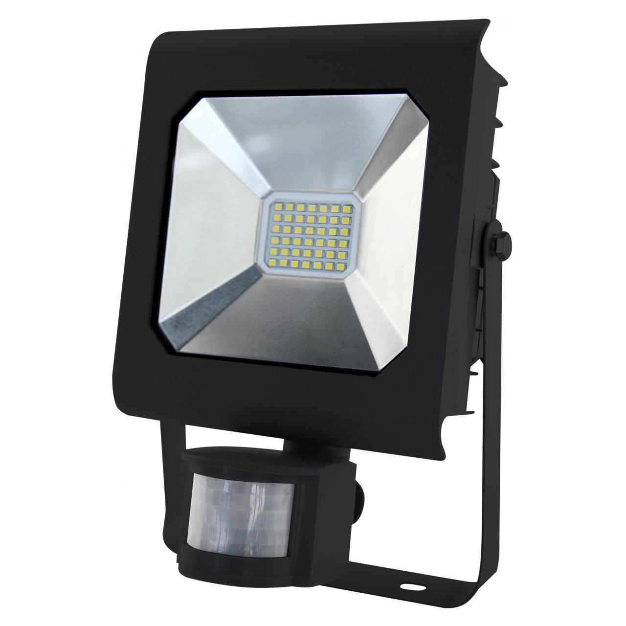 Прожектор Эра LPR-30-6500K-M-SEN SMD PRO, 30 Вт
