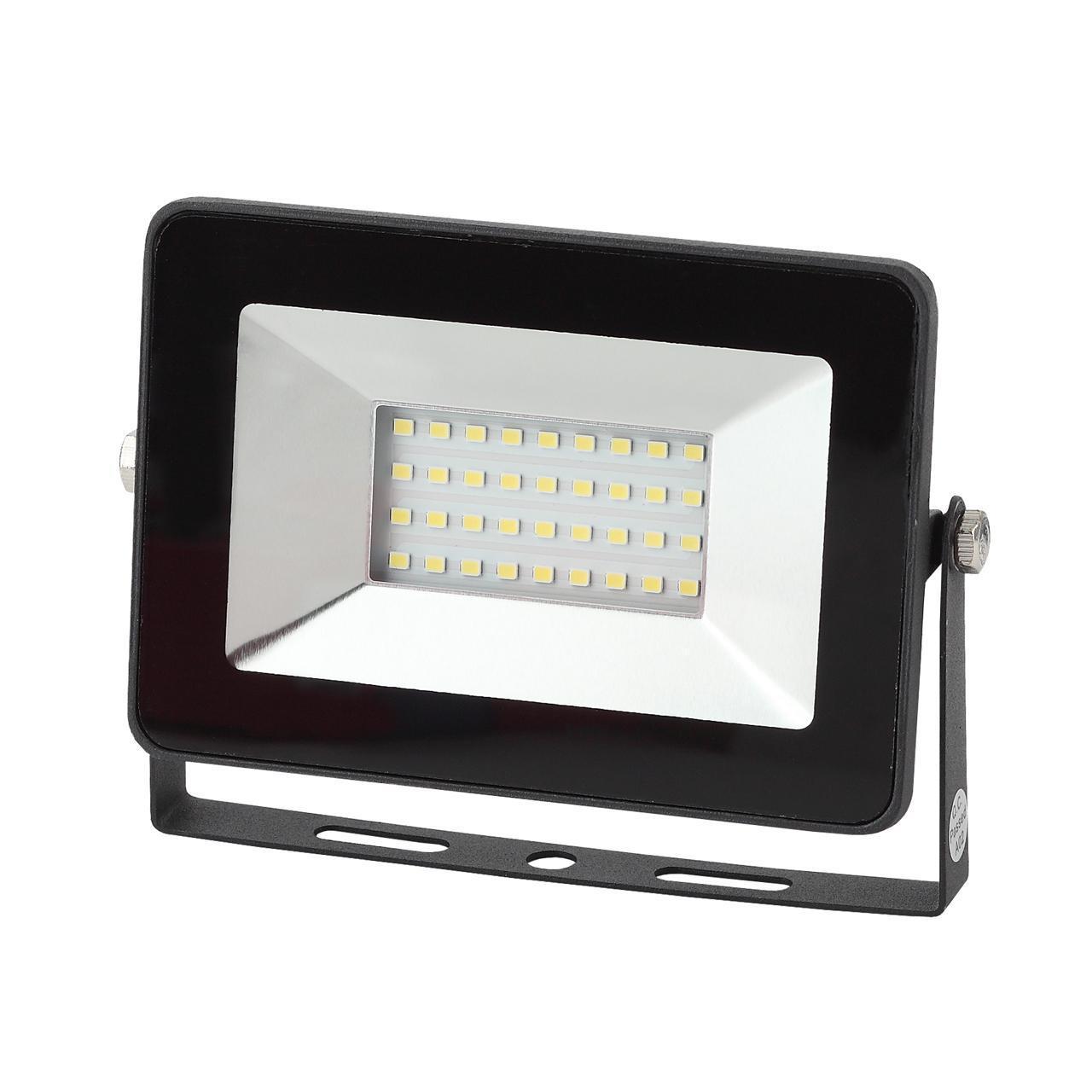 Прожектор Эра LPR-30-6500K SMD Eco Slim, 30 Вт прожектор эра 30 вт