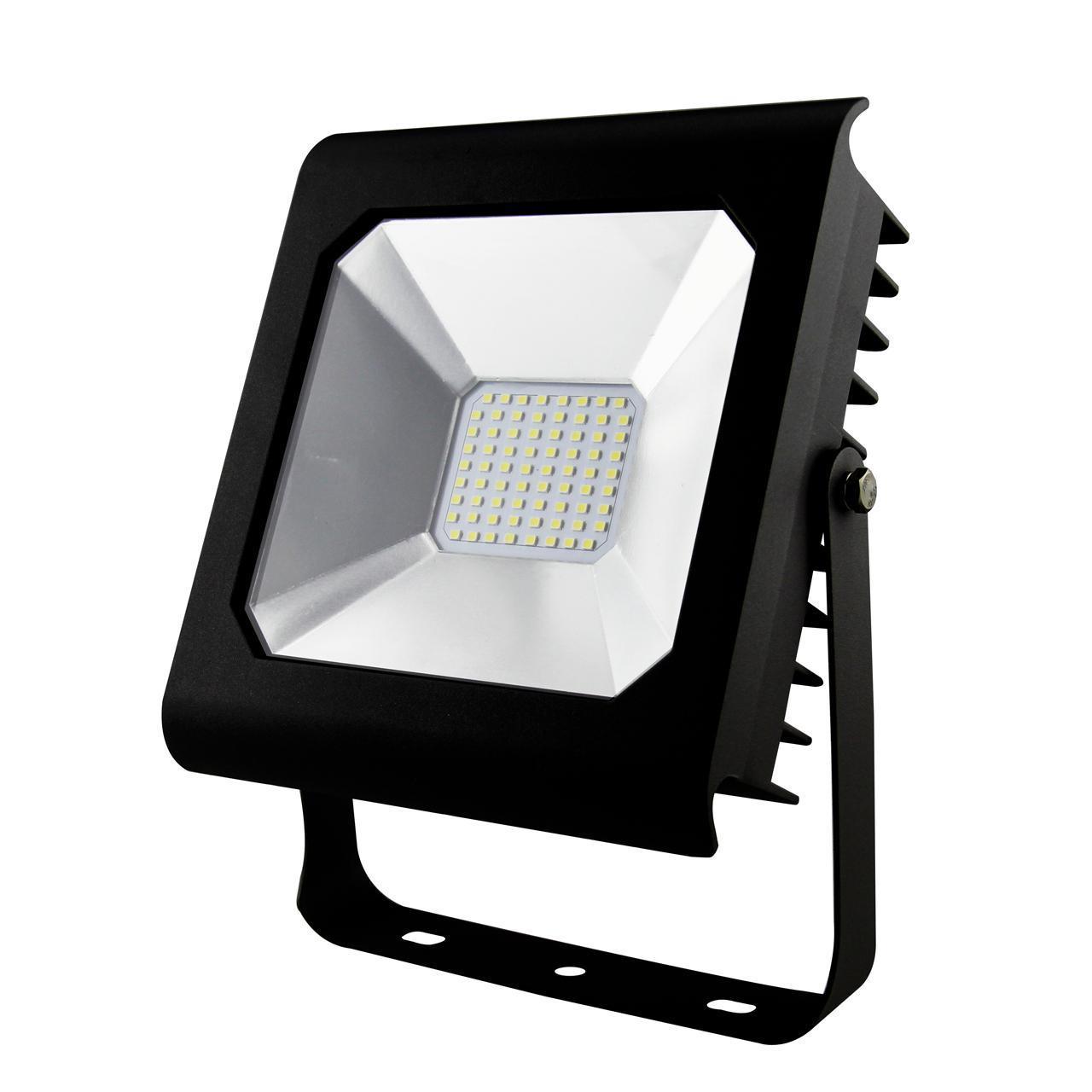 Прожектор Эра LPR-50-4000K-M SMD PRO, 50 Вт прожектор эра 30 вт