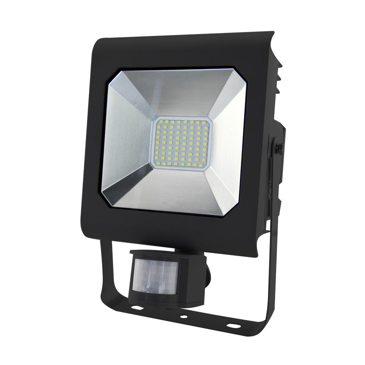 Прожектор Эра LPR-50-6500K-M-SEN SMD PRO, 50 Вт