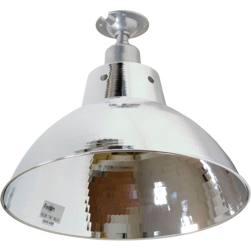 купить Подвесной светильник Feron 12063, E27, 60 Вт по цене 767 рублей