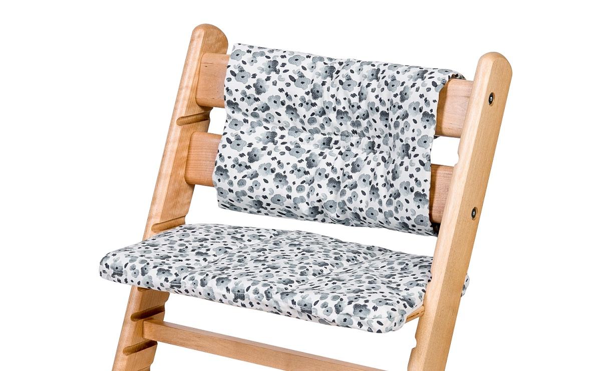 Комплект подушек для стульчика Kid-Fix, расцветка Незабудки