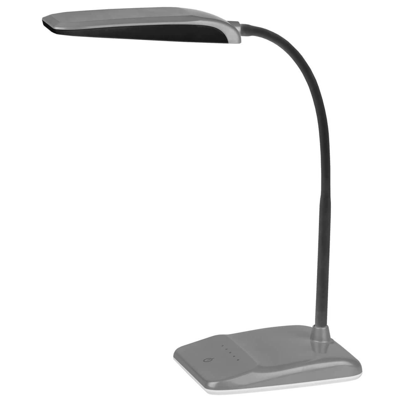 цены Настольный светильник Эра NLED-447-9W-S, LED, 9 Вт