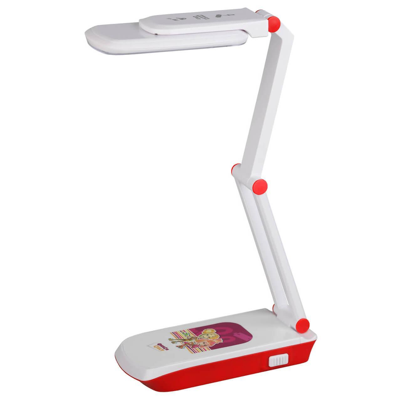 Настольный светильник Эра NLED-423-3W-R, LED, 3 Вт