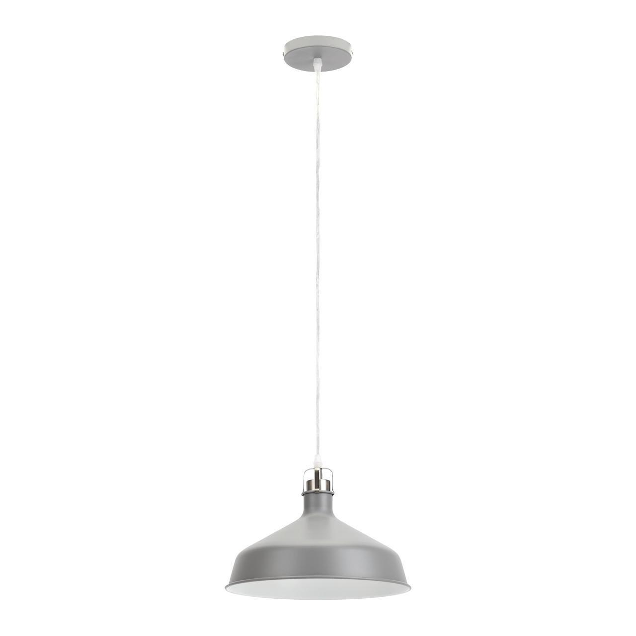 Подвесной светильник Эра PL2 GR/SN, E27, 60 Вт цены