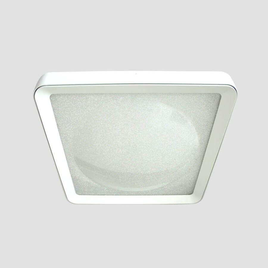Фото - Потолочный светильник Ambrella light FS1218 WH/WH 112W+36W D650*650, LED, 148 Вт светильник ambrella gx53 led g444 wh ww