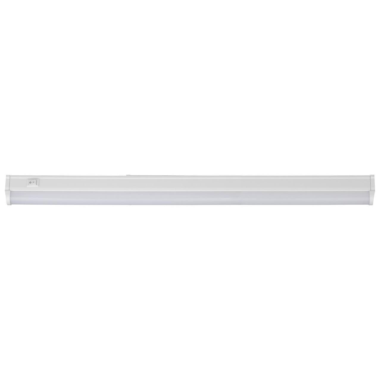 Настенно-потолочный светильник Эра LLED-01-08W-6500-W, LED, 8 Вт стоимость