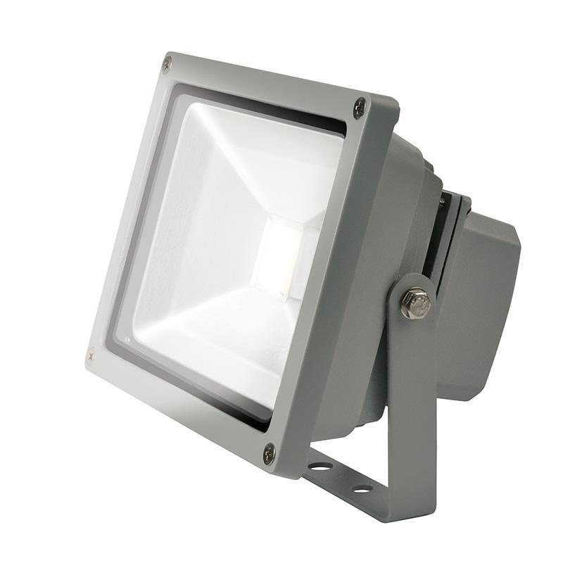 Прожектор Uniel ULF-S01-30W/DW, 30 Вт elektrostandart прожектор прожектор с датчиком 003 fl led 30w 6500k ip44