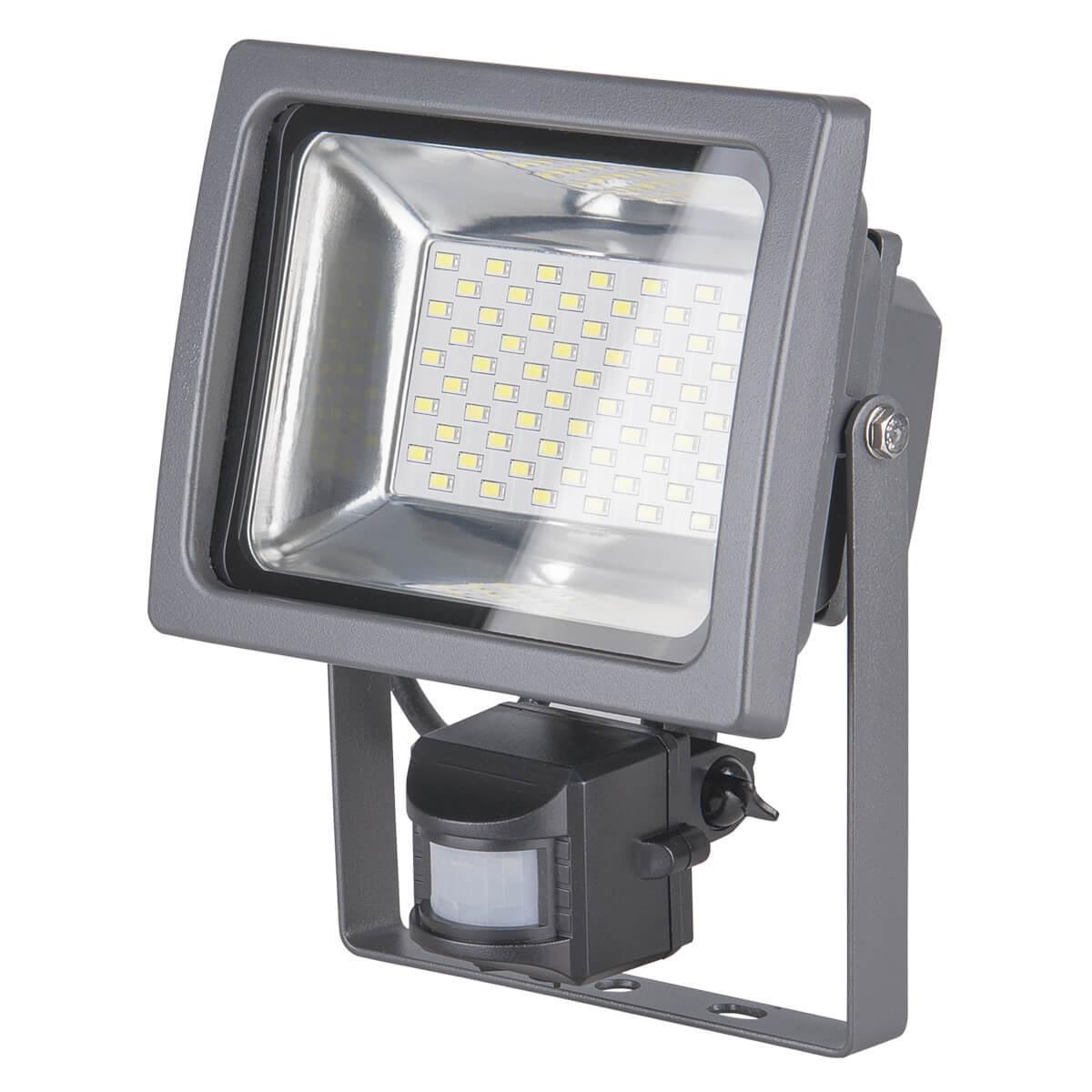 Прожектор Elektrostandard 4690389080500, 30 Вт elektrostandart прожектор прожектор с датчиком 003 fl led 30w 6500k ip44