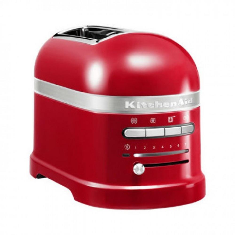 Тостер KitchenAid Artisan, красный, 5KMT2204EER тостер kitchenaid 5kmt2204eer