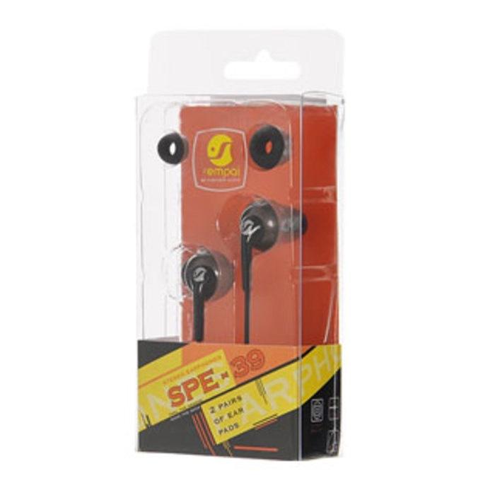 Наушники Fischer Audio Sempai SPE39 удлинитель для наушников olto ac 200 black 3 5 mm stereo audio 3 5 mm stereo audio длина 2м