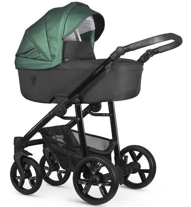 Детская коляска 2 в 1 Venicci Valdi Green