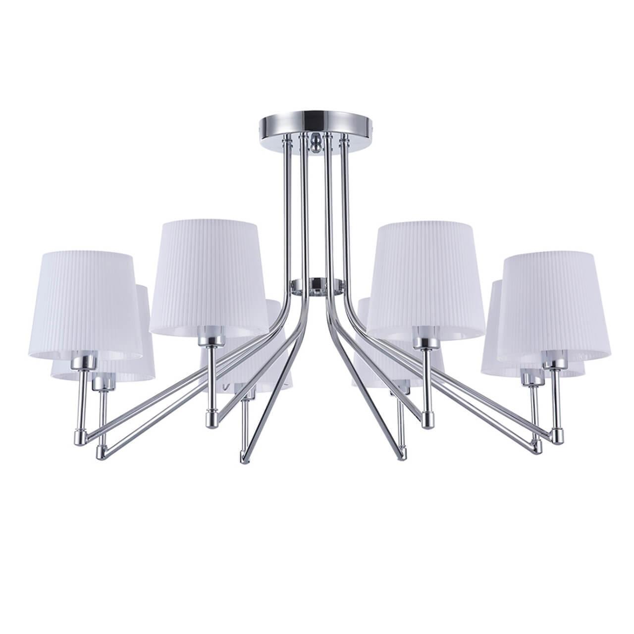 Потолочный светильник Freya FR5051-CL-08-CH, E14, 60 Вт люстра freya freya fr5051 cl 08 ch