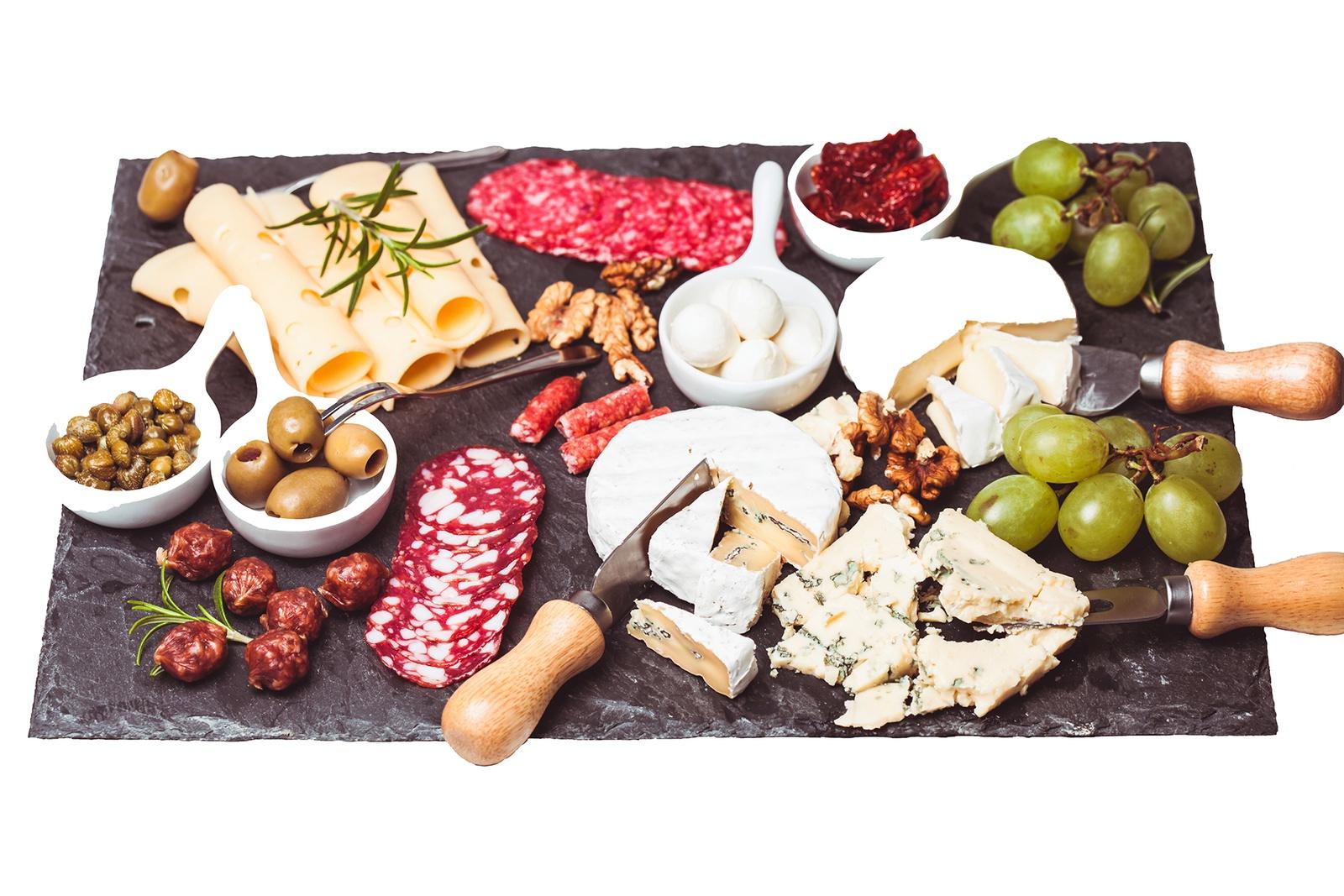 Сланцевое Блюдо GourmetSlate коллекции Native 40см*25см