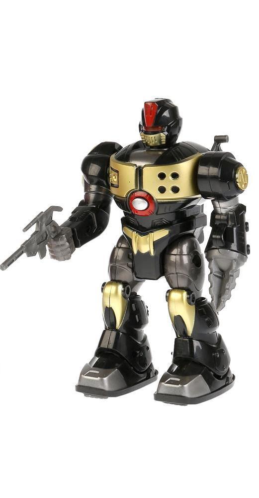 цена на Робот Играем Вместе На Батарейках. Свет+Звук, Двигается