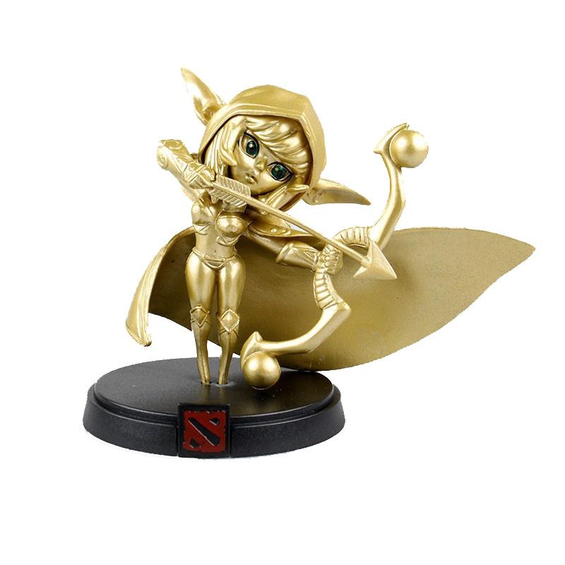 Фигурка Dota 2: Windranger Gold