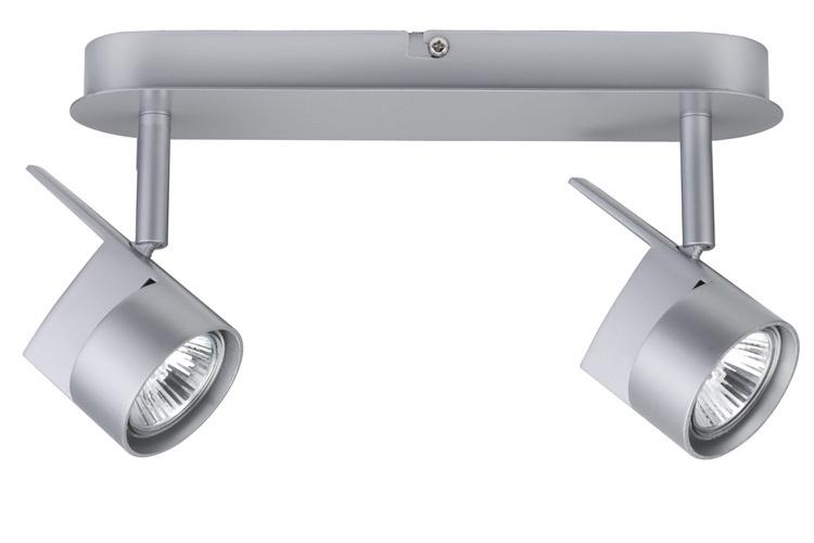 Светильник Спот EasyPower Balken 2x50W GU5,3 хром мат.